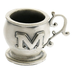 Mi Amore College Football Missouri Decorative-Paper-Weight Pewter