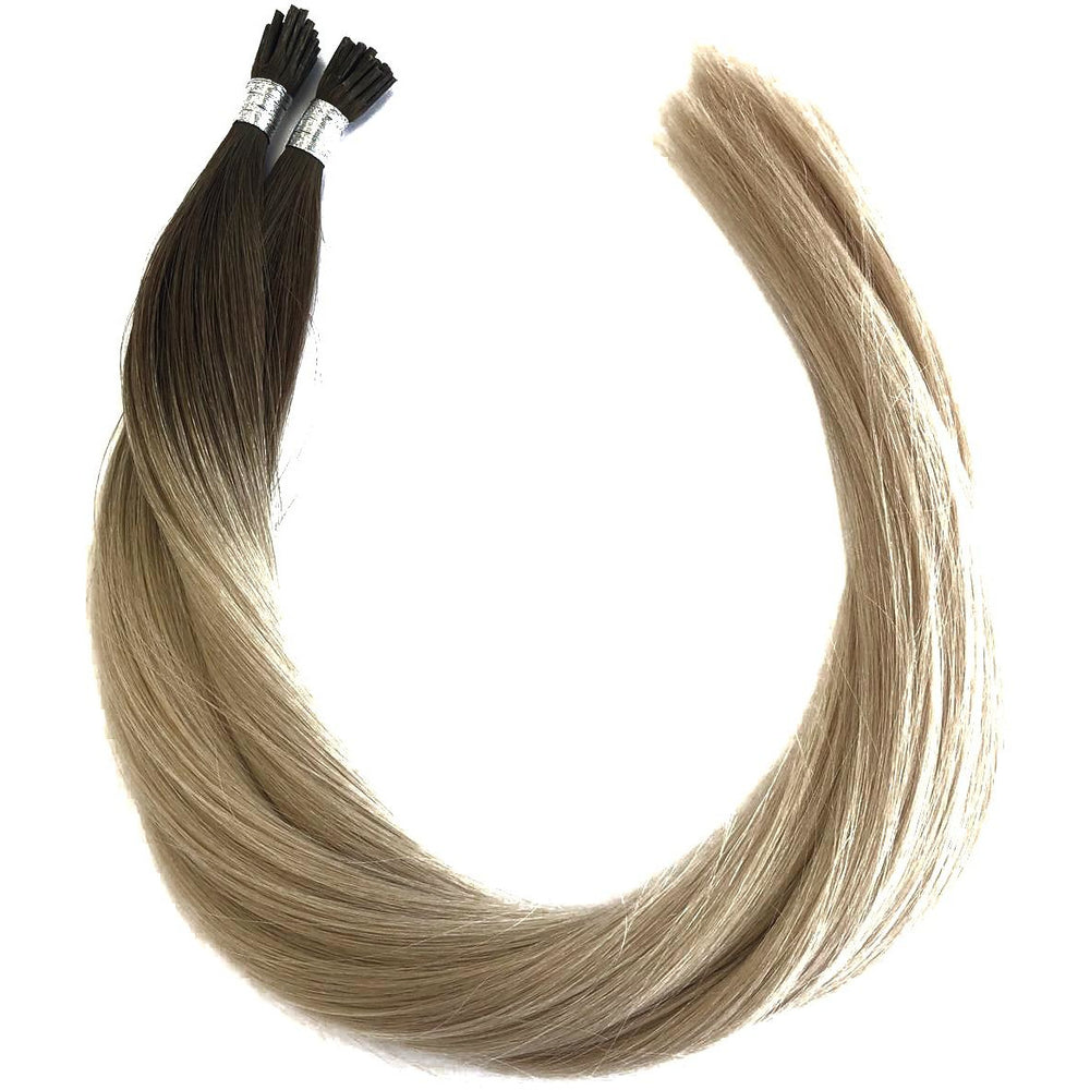 "SECONDS I-TIP 18"" - ROOTED BLONDE AF"