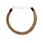 Fishtail Headband - Golden