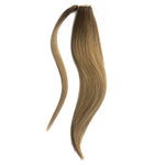 "Luxe Wrap Ponytail 20"" - Rooted Dirty Blonde"