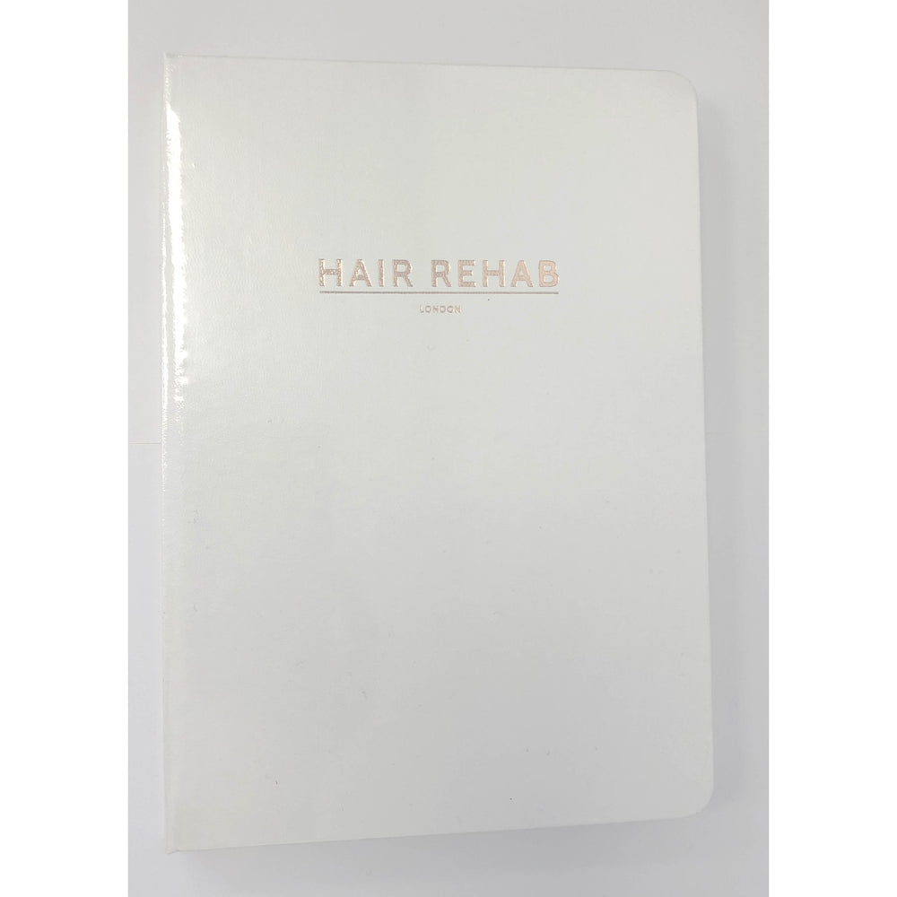 Hair Rehab Notebook