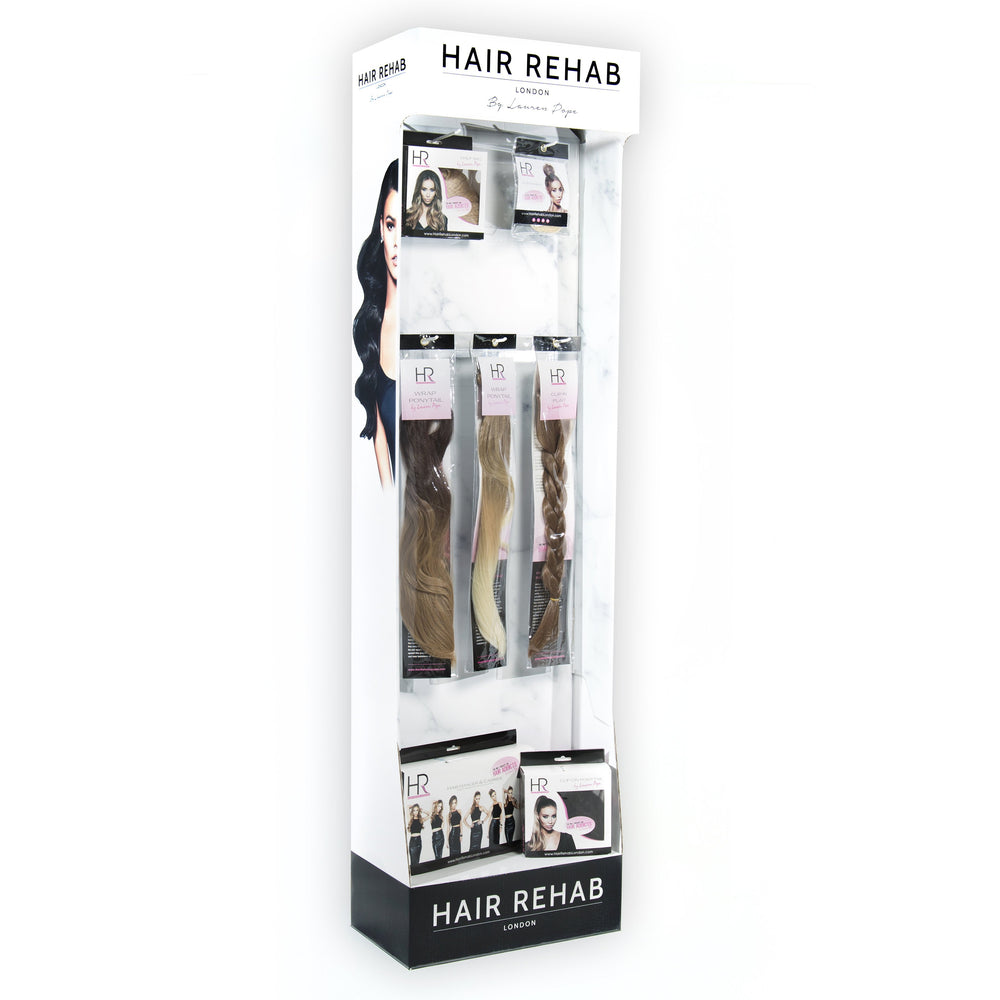 Instant Hairpiece Collection Starter Bundle