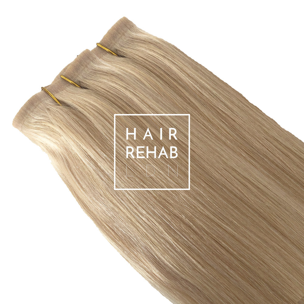 "ULTIMATE CLIP-IN EXTENSIONS 24"" (280GMS) - BALI BLONDE"