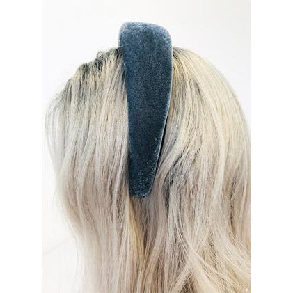 Velvet Headband (various shades)