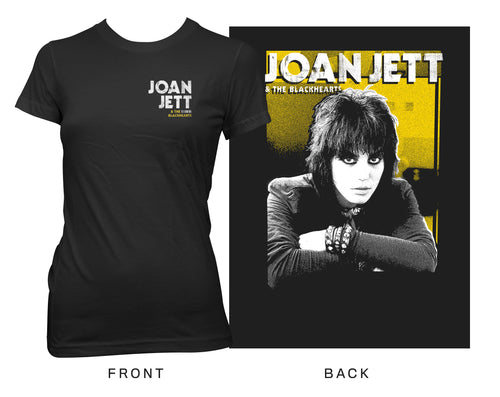 Joan Jett Balance Womens Tee  (Small Only)