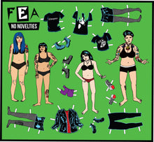 Fea - No Novelties (CD)