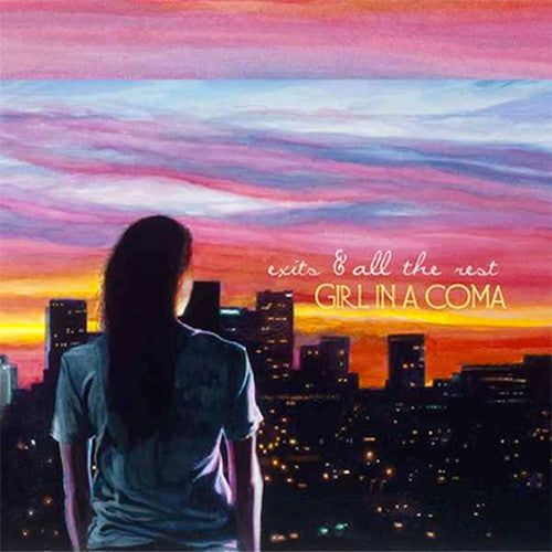 Girl in a Coma - Exits & All The Rest (Vinyl)