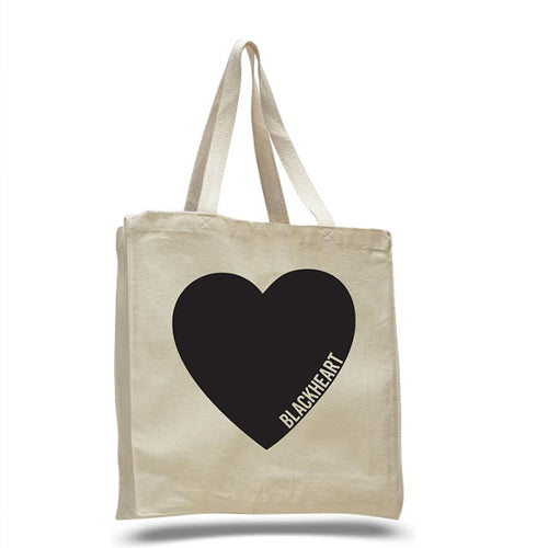 Blackheart Records Tote Bag