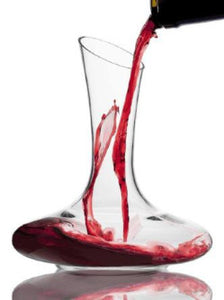 Barware: Lead-free Crystal Wine Decanter - essential.merch