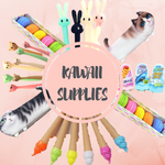 Kawaii Supplies Video! - essential.merch