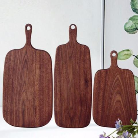 Black Walnut Wood Cutting Boards - essential.merch