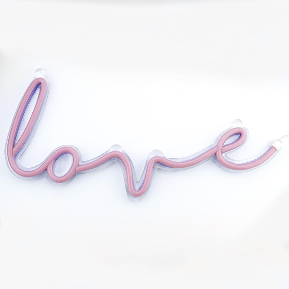 LOVE Led Neon Sign - essential.merch