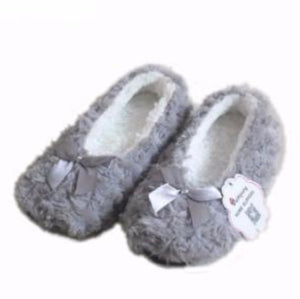 Plush & Cozy Ballet Slippers - essential.merch