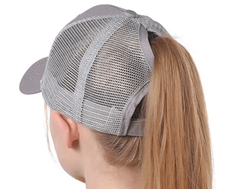 Good Hair Day Ponytail Cap - essential.merch