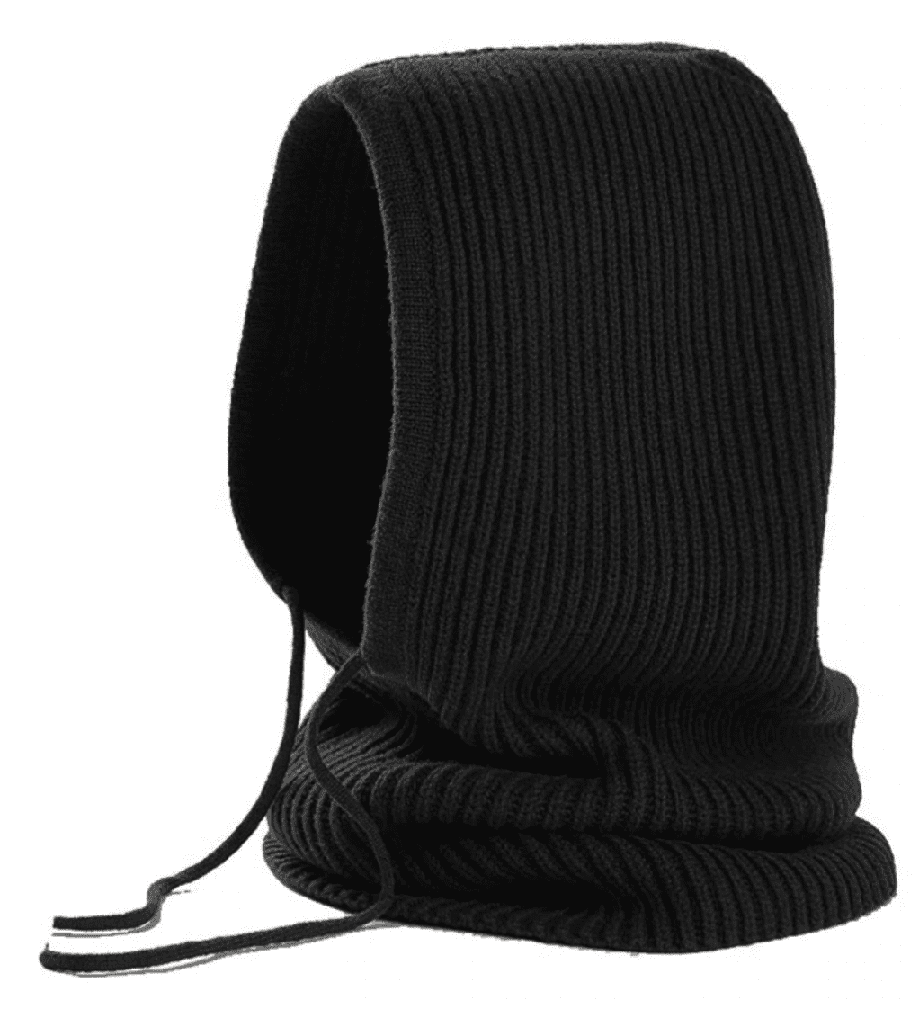 Pure Cashmere Snood-Scarf+Hat In One - essential.merch