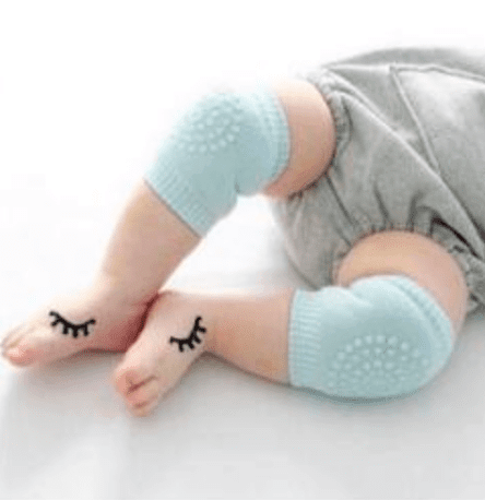 Crawlies: Sweater Knee Protection for Crawling Babies - essential.merch