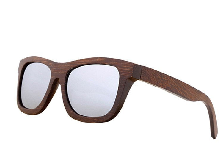 Sunglasses: Classic Bamboo - essential.merch