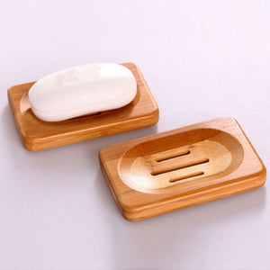 Bamboo Soap Dish - essential.merch