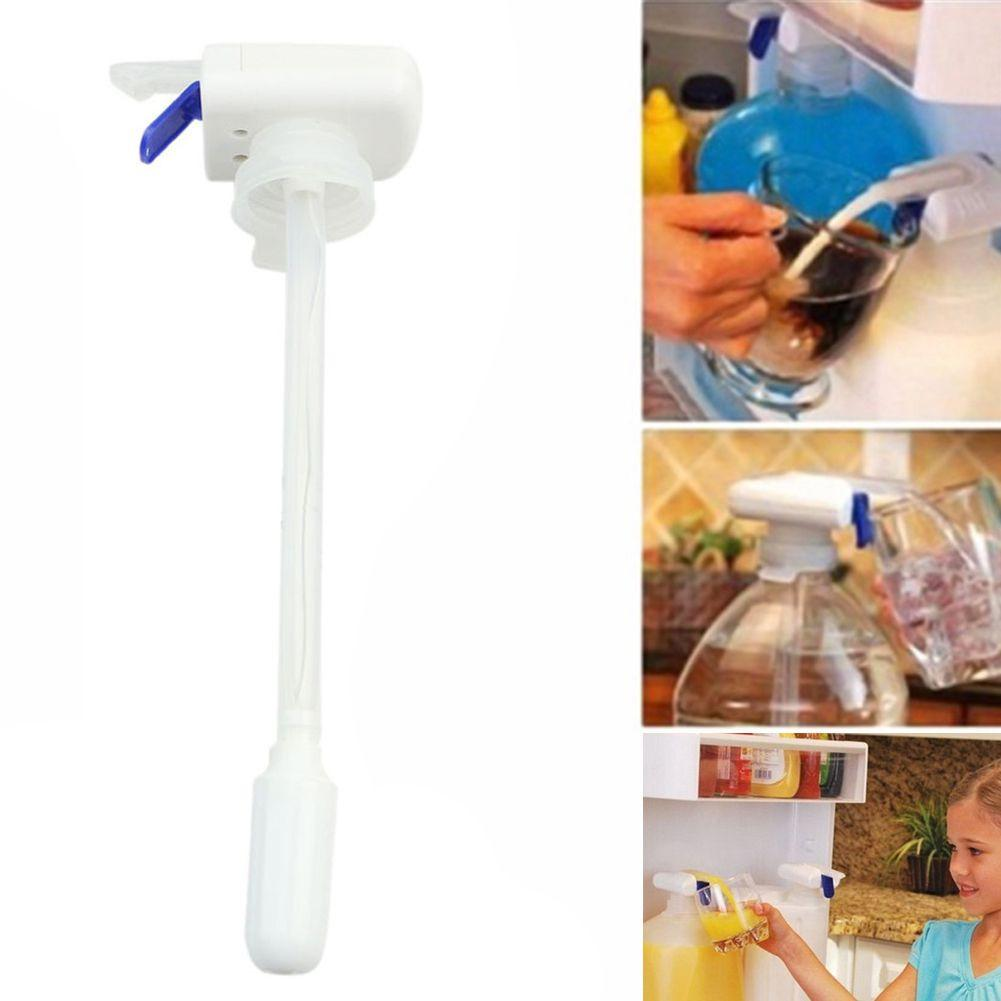 Kitchen: No Spill Beverage Pump - essential.merch