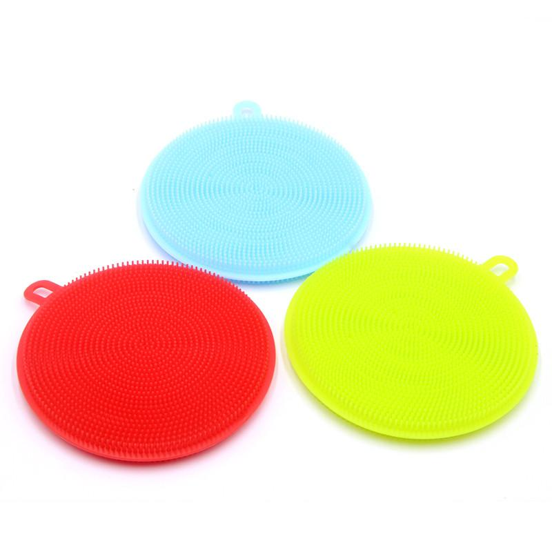 Kitchen: Silicone Scrubber - essential.merch