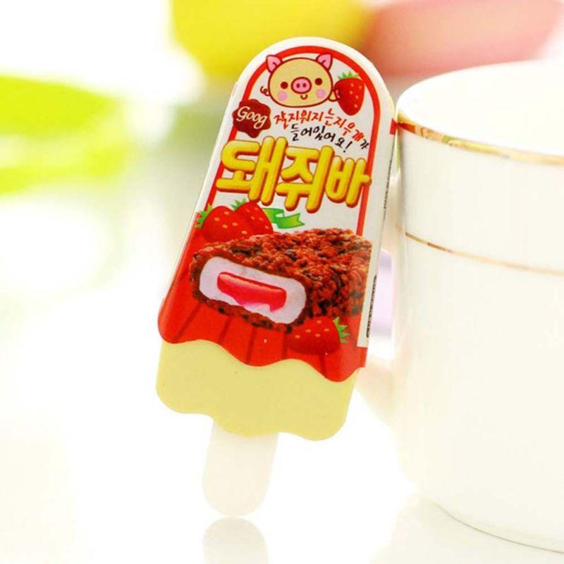 Popsicle Eraser - 5 pcs - essential.merch
