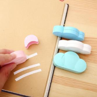 Cute Cloud Correction Tape - essential.merch