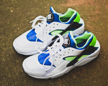 Scream Green Og huaraches Deadstock
