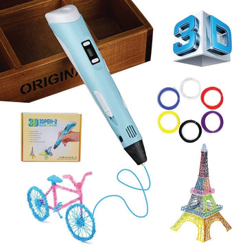 Smart 3d drawing pen