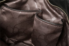 Justina Genuine Leather Tote