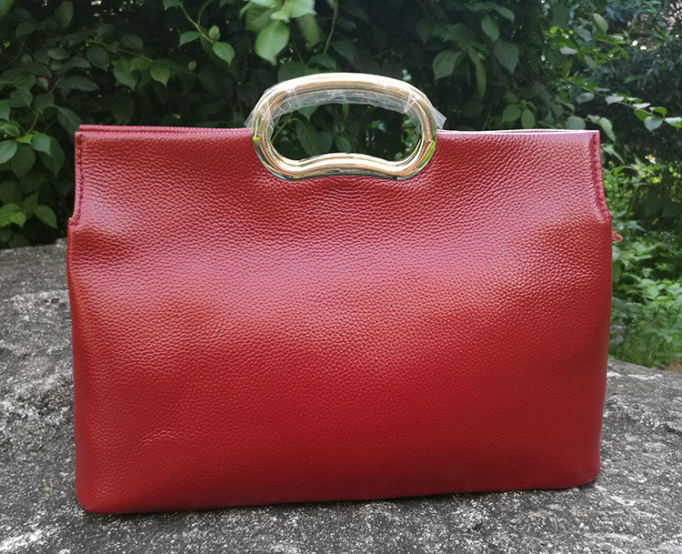 Virginia Leather Tote