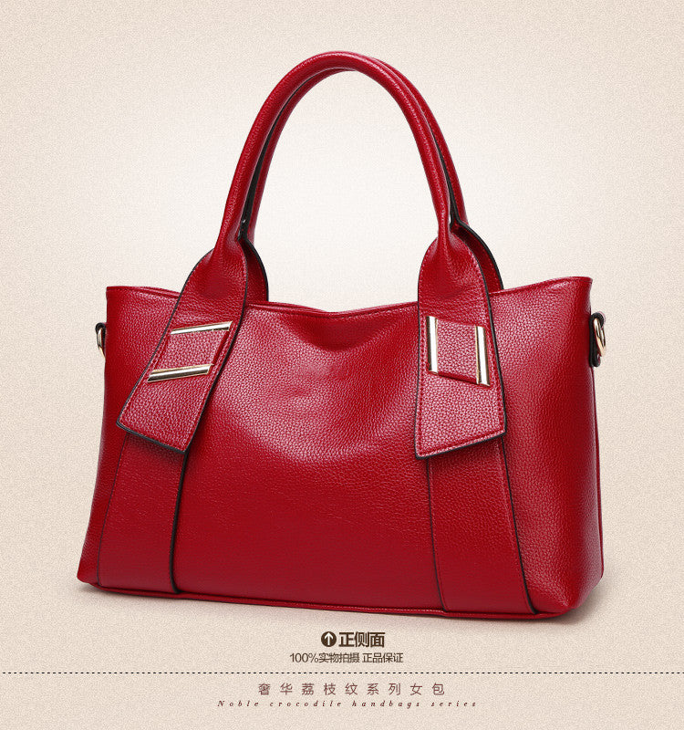 Immaculate Genuine Leather Tote