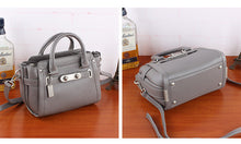 Nafe Genuine Leather Handbag