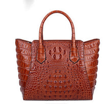 Nina Genuine Leather Handbag