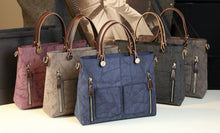 Brianca Leather Tote