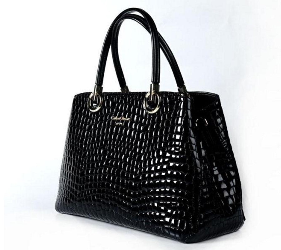 Riz Genuine Leather Tote