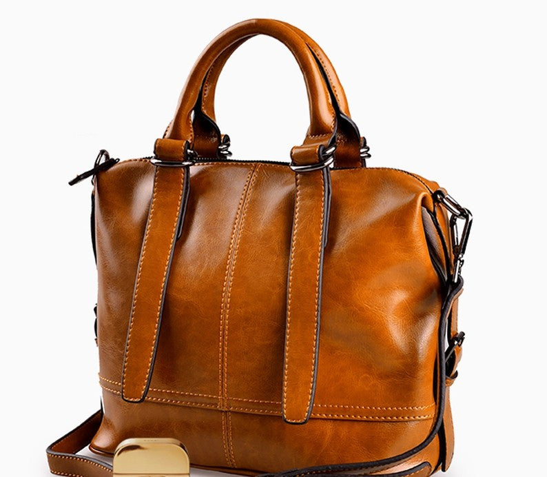 SUNNY Genuine Leather Handbag