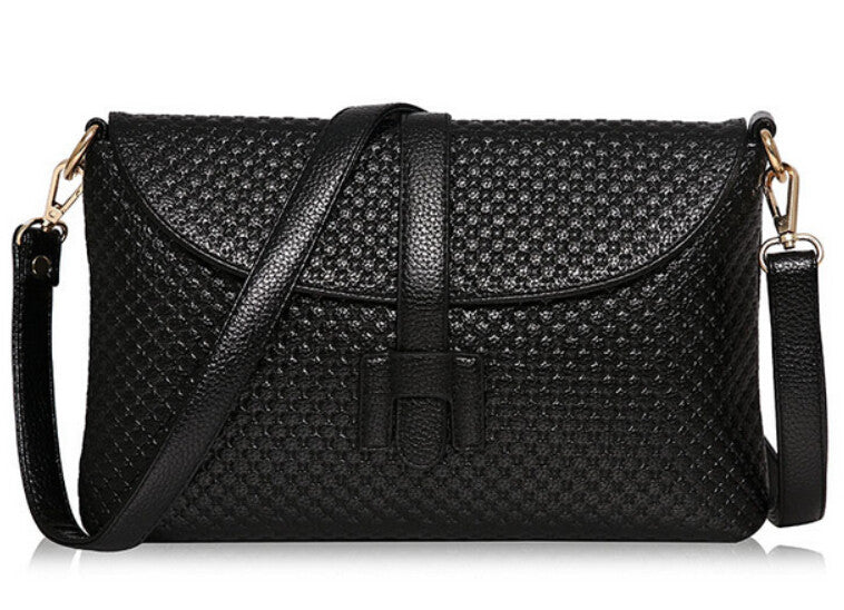 Serenity Quilted Leather Crossbody