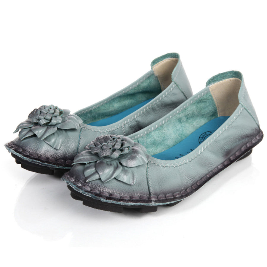 Flossy Genuine Leather Handmade Shoes