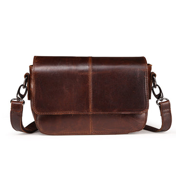 Sara Leather Crossbody
