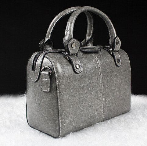 Jasmin Genuine Leather Tote