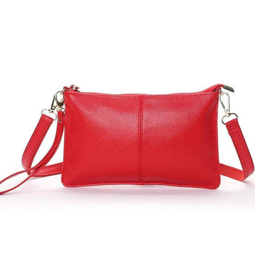 Andrea Leather Crossbody