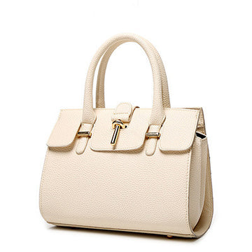 Gabriella Pebbled Leather Tote
