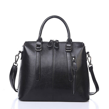 Trinity Leather Tote