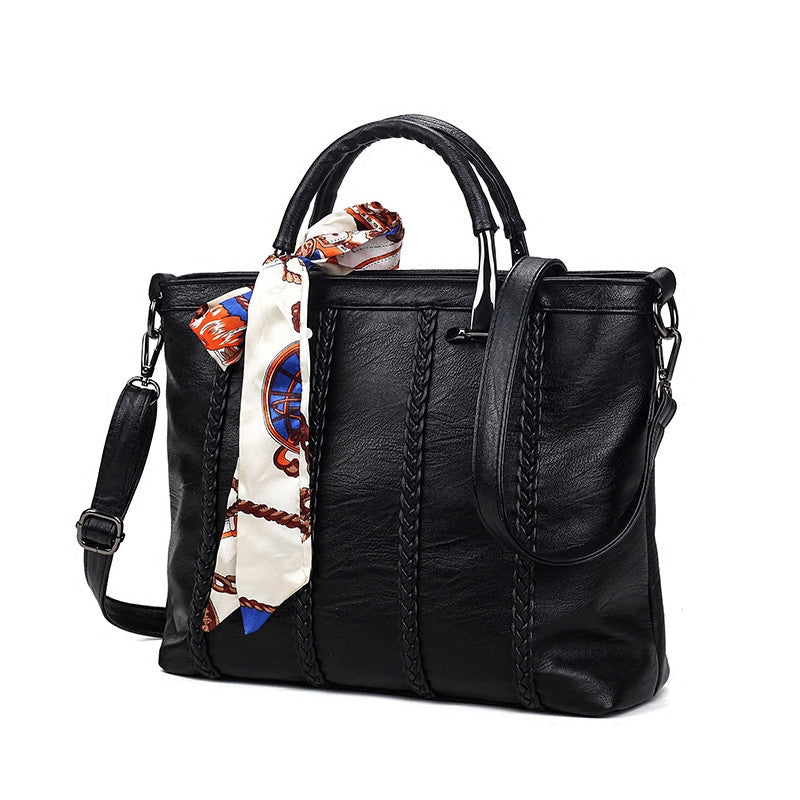Lilly Leather Tote