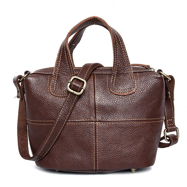 Eliza Leather Crossbody