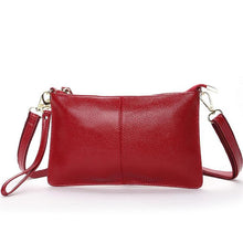 Naomi Leather Crossbody
