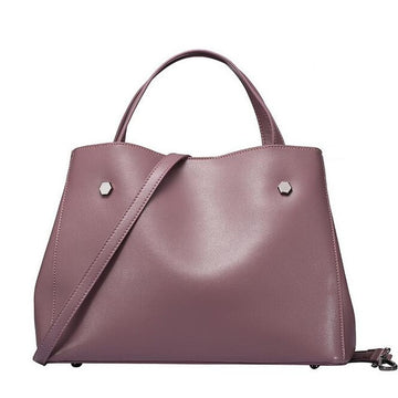 Katherine Leather Tote