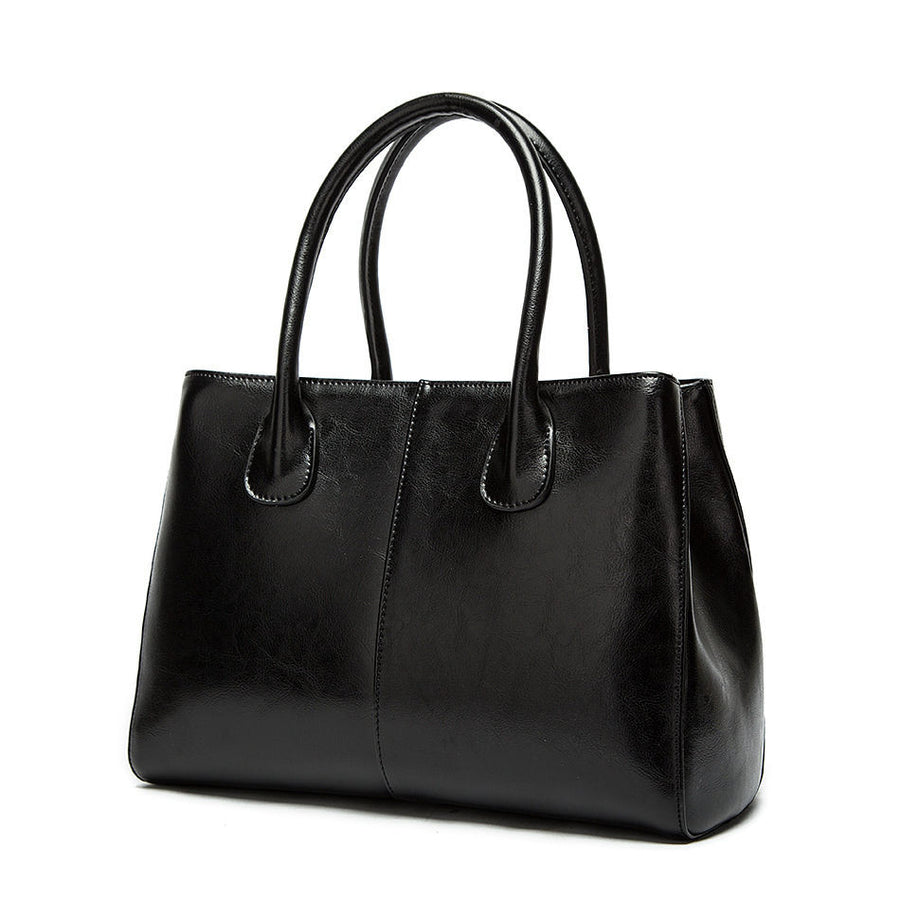 Payton Leather Tote