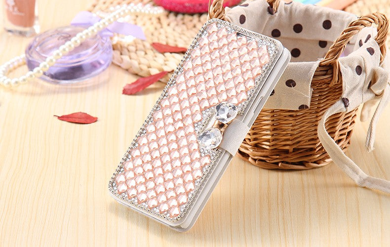 Lassy Stand Wallet Flip Leather Case