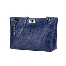 Royal Serpentine Handbag